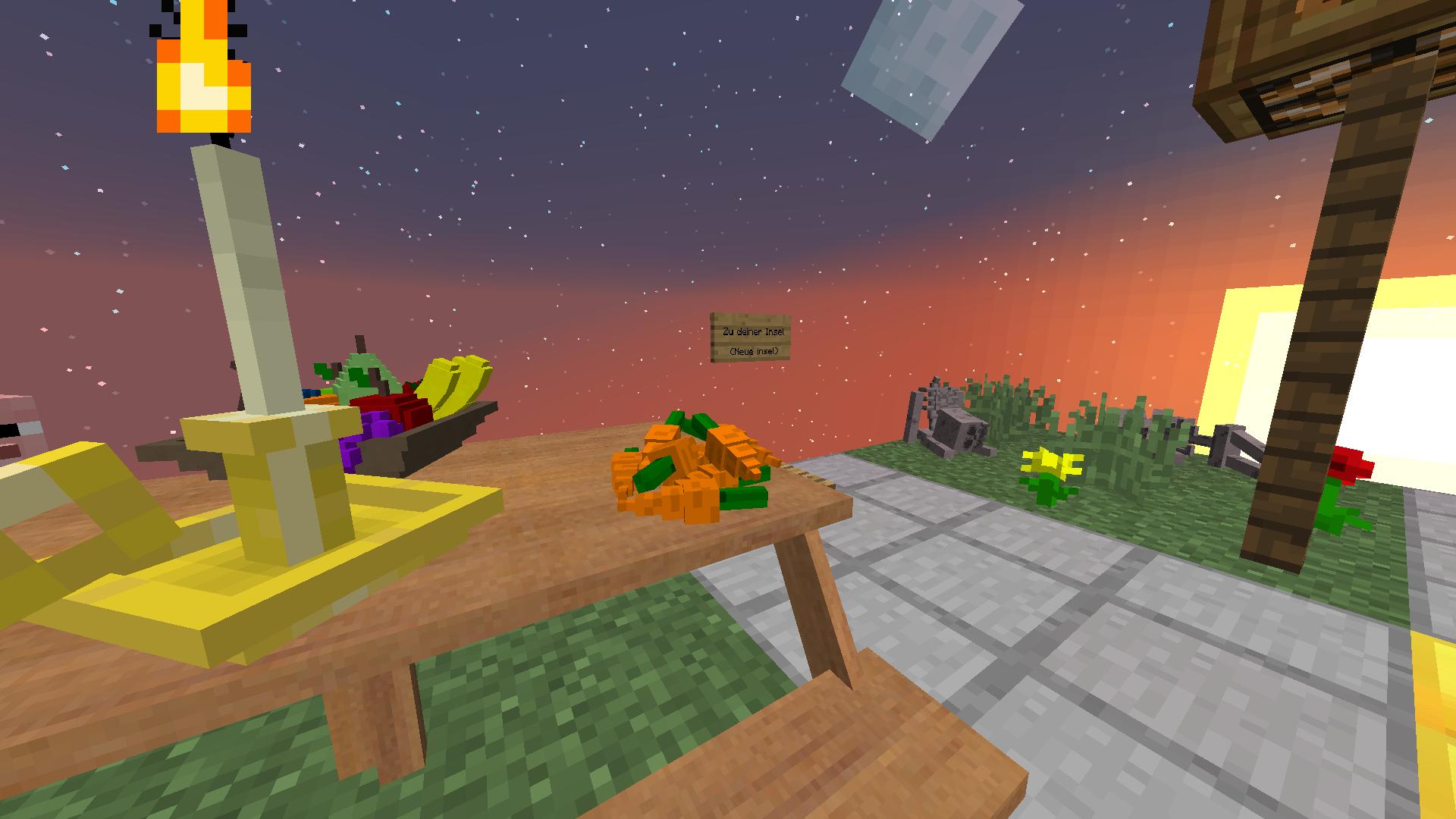 Neues Minecraft Mod Projekt