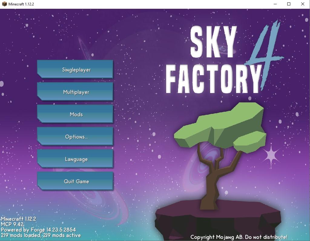 Startbildschirm_SkyFactory4