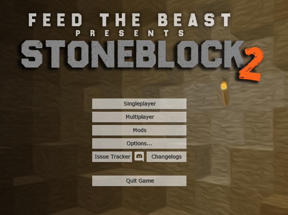 Neues Minecraft Mod-Projekt – FTB Stoneblock2 1.16.0